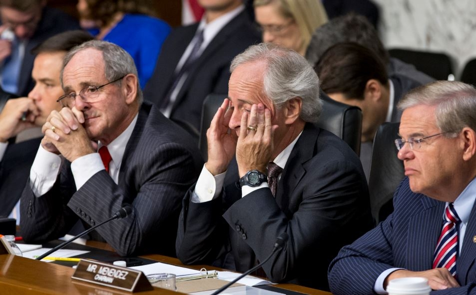 Senado de EEUU acuerda borrador para ataque en Siria