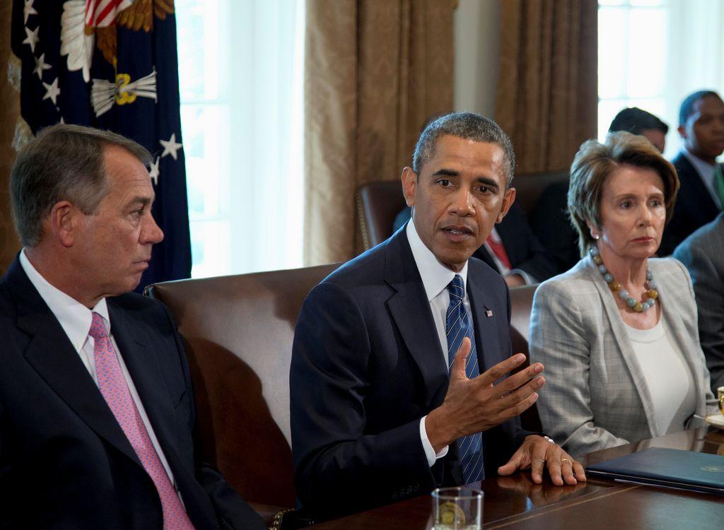"""Obama pide al Congreso voto """"rápido"""" sobre Siria (fotos)"""