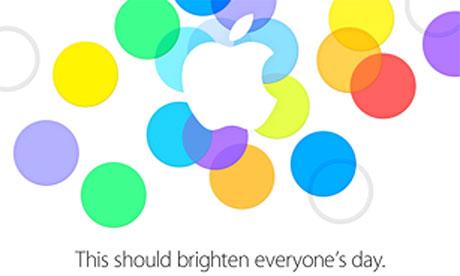 Nuevo iPhone podría salir el 10 de septiembre