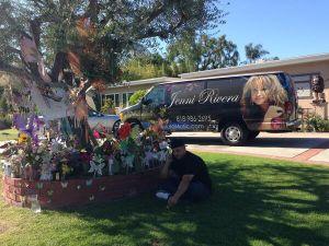 Hermano de Jenni Rivera temió morir en avión como ella