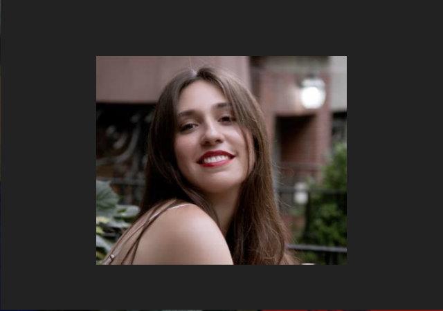 Eliana González, una promesa para el teatro en NYC