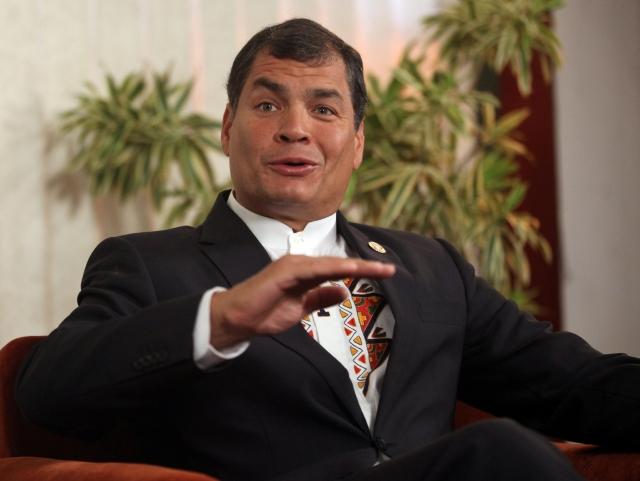 Demanda contra ley de medios de Correa