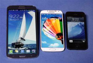 Samsung presentará nueva generación de teléfonos
