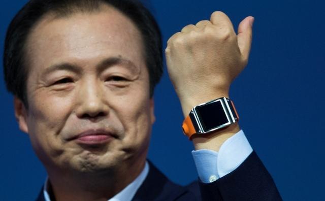 Samsung revela Galaxy Gear, primer reloj inteligente