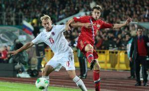 Rusia golea a Luxemburgo en eliminatorias