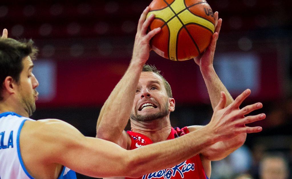 Puerto Rico está a un paso del mundial de Baloncesto (Video)