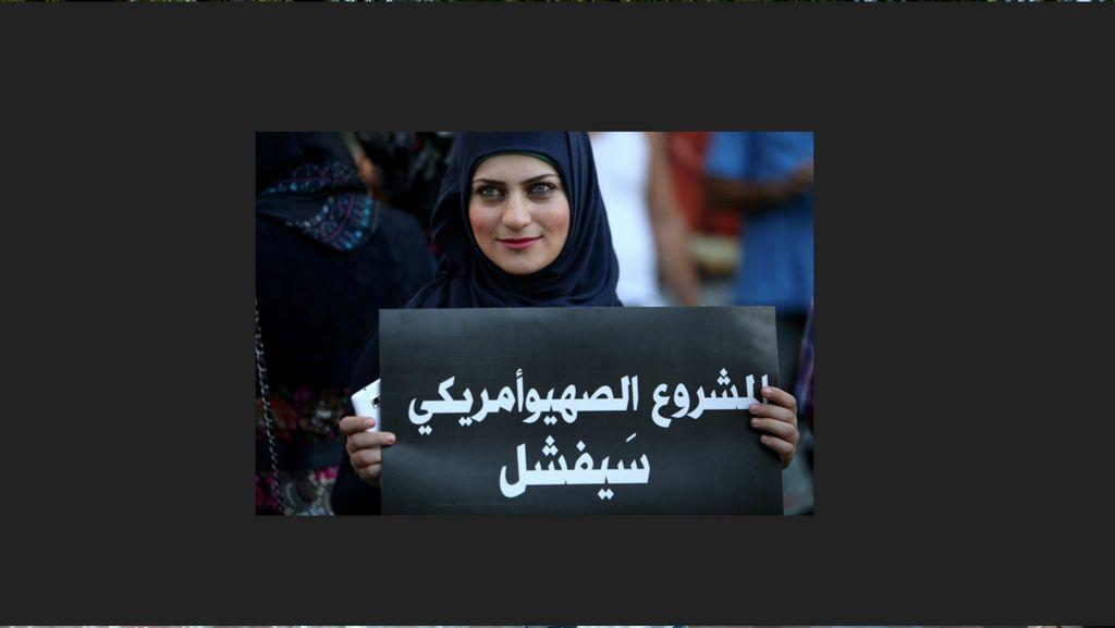 10 países, mismo mensaje: No a la guerra en Siria (fotos)