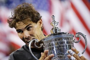 Nadal vence a Novak Djokovic en final del US Open (fotos)
