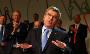 Alemán Thomas Bach es el nuevo presidente del COI