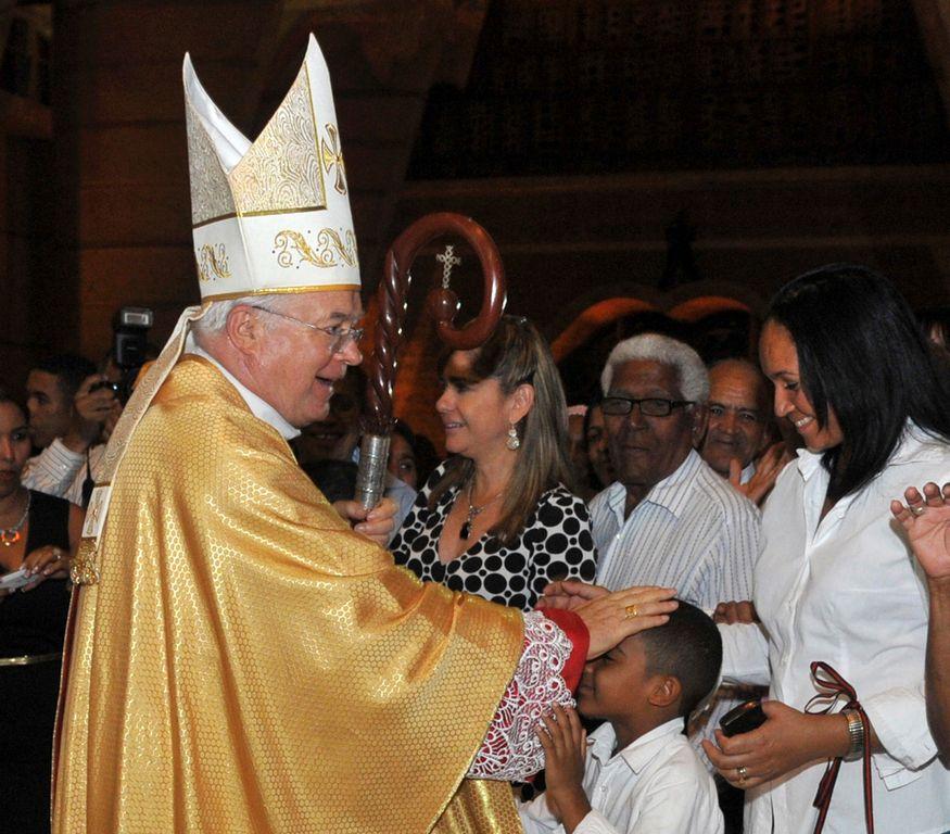 Cardenal dominicano confirma juicio a exnuncio Wesolowski