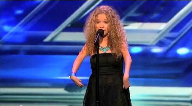 "Sin brillo Paulina Rubio en ""X Factor USA"" (video)"