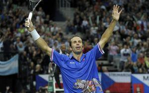 Stepanek deja sin argumentos a Mónaco en Copa Davis (Video)