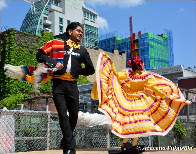El baile regional  como una expresión de unidad