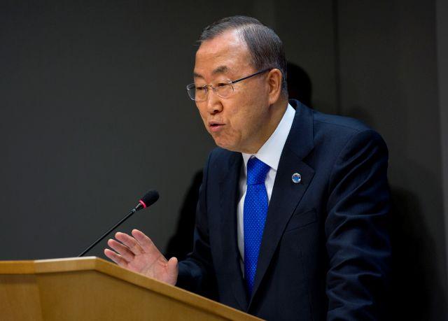 Grupo de la ONU completa informe sobre armas en Siria