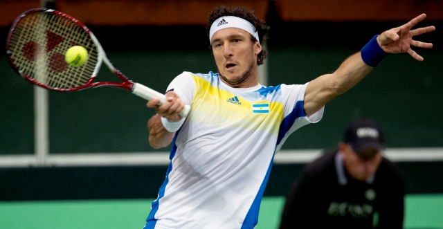 Argentina cae en Copa Davis