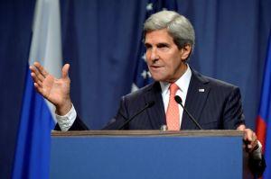 John Kerry y la guerra en Siria