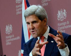 "John Kerry ""amenaza con fuerza"" a Siria si no cumple"