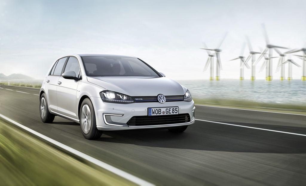 Uber se alía con Volkswagen para tener el nuevo e-Golf en sus filas