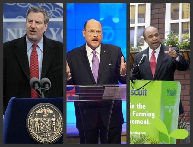 Pros y contras de los candidatos a la Alcaldía de NYC