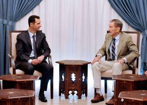 Assad niega ataque químico en Siria