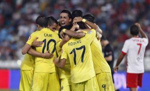 'Gio' y Aquino a mantener invicto del Villareal ante Celta