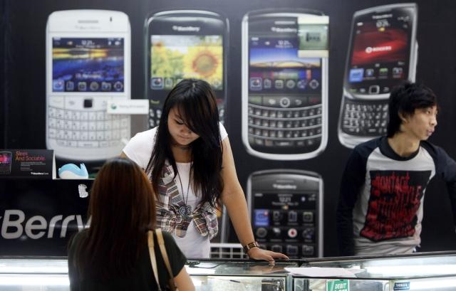 BlackBerry: la debacle de un gigante
