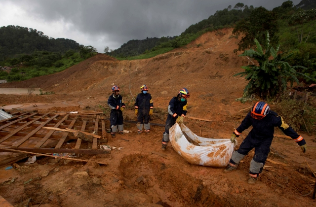 Descartan brotes epidémicos por paso de ciclones