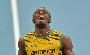 Usain Bolt renueva contrato con la firma Puma