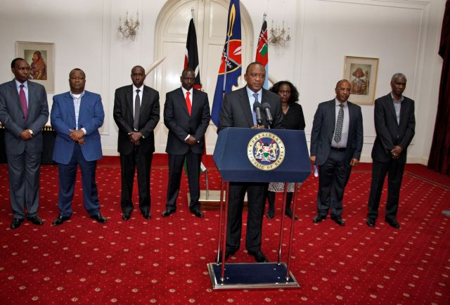 """""""Viuda blanca"""" no participó en ataque en Nairobi"""