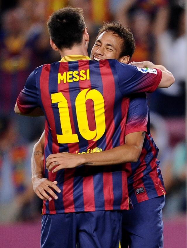 Barça y Atleti no desentonan