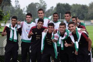 Tri sub-17 inicia la aventura rumbo al Mundial