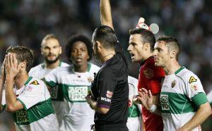 Penalti de 'Merengues' contra Elche desata polémica (Video)