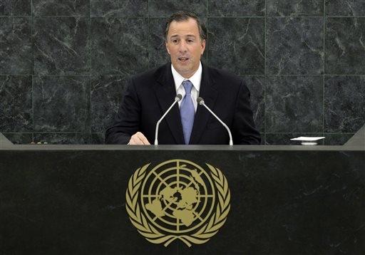 México busca otra forma de lidiar con el tráfico de drogas