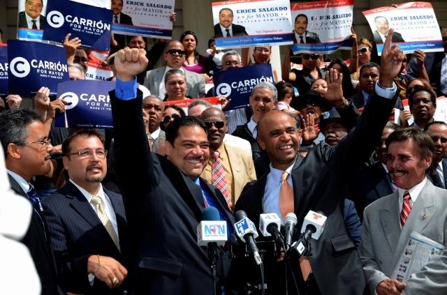 Suman 15 los candidatos para alcalde de NYC