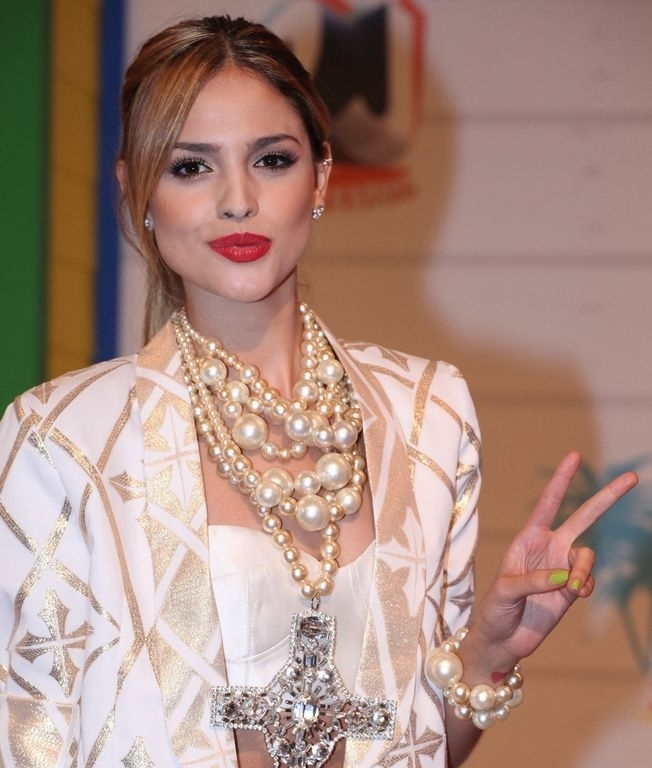 Eiza González empieza pisando fuerte en Hollywood (fotos)