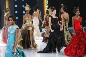 Indonesia vive el drama de Miss Mundo (fotos)