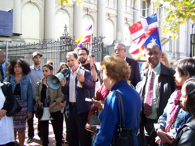 Repudian en NYC decisión de RD contra hijos de haitianos