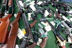 Fiscalía del estado de Nueva York comprará armas