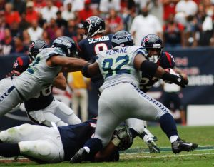 Schaub y los Houston Texans fracasan ante Seattle