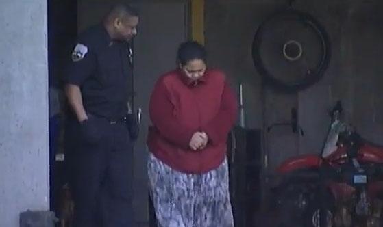 Abuela de NY va presa por matar al nieto con palizas