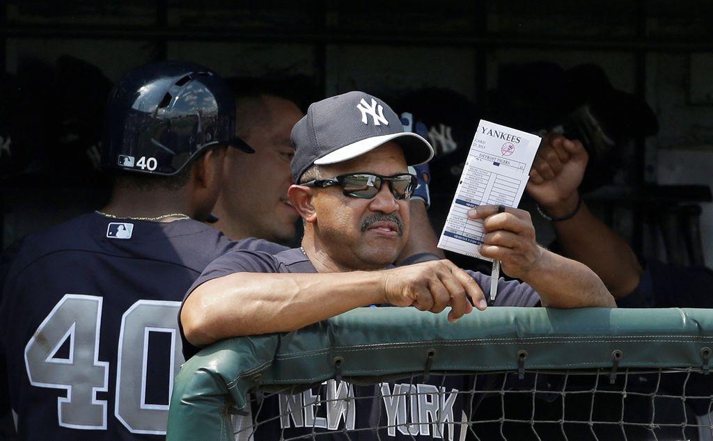 Tony Peña ¿próximo manager de los Yankees?