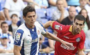 Moreno sigue entrenando aparte debido a su lesión