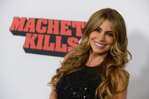 'Machete Kills' y Sofía Vergara llegan a LA (fotos)