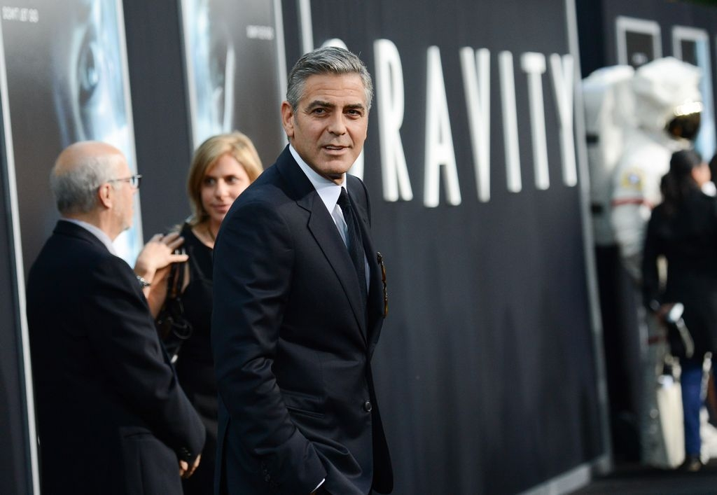 George Clooney ansía que reabra el gobierno de EEUU