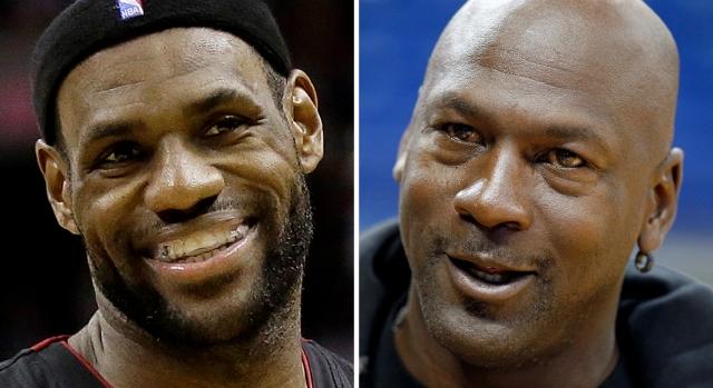 Jordan cree que hubiese vencido a LeBron