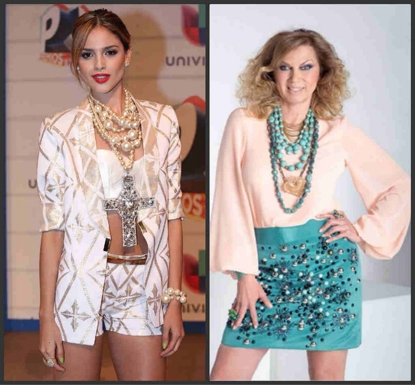 Eiza González no contó a su madre romance con Hemsworth
