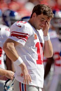 Giants decepcionan en el primer mes