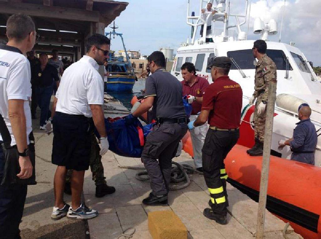 94 inmigrantes mueren y 250 no aparecen en mar de Italia