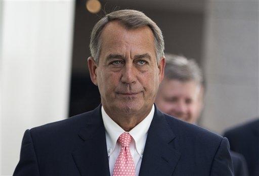 Para salvar crédito Boehner traicionaría a republicanos