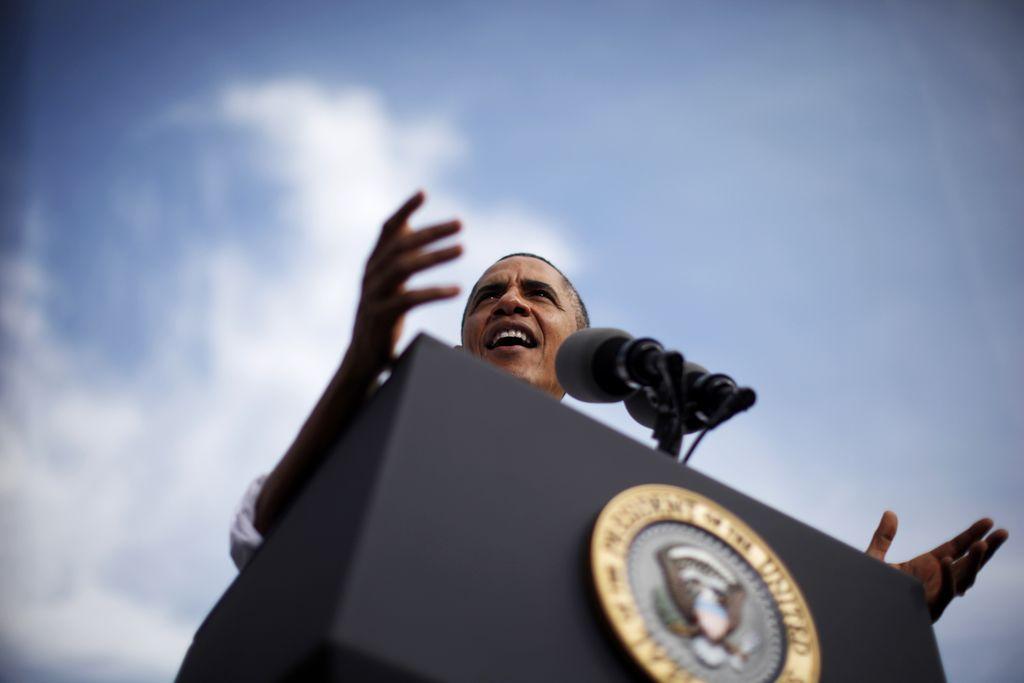 """Obama no negociará """"con la pistola en la cabeza"""""""